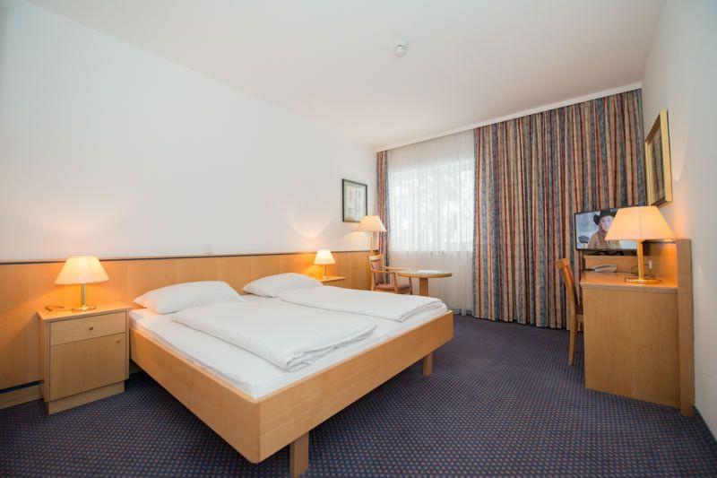 Hotelzimmer Doppelzimmer Parkhotel Styria Steyr