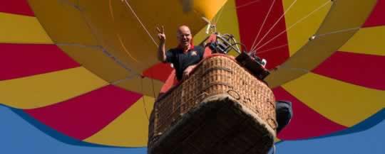 Ballonfahren Steyr