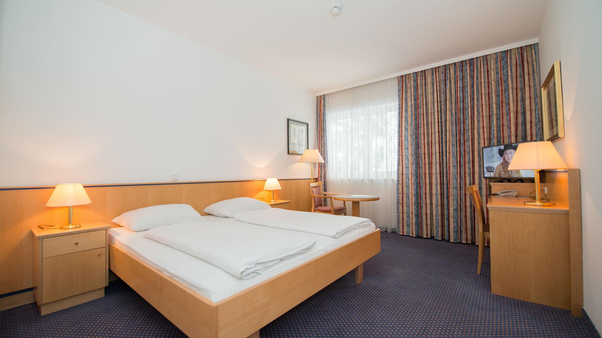 Doppelzimmer im Parkhotel Styria in Steyr