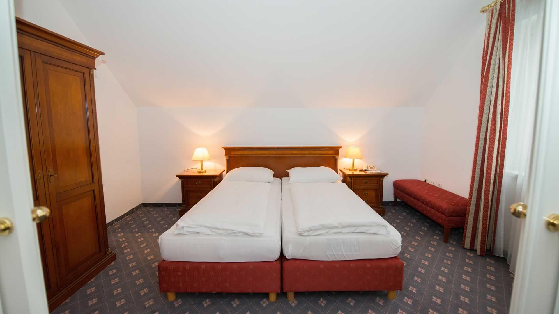 Junior Suite im Parkhotel Styria in Steyr