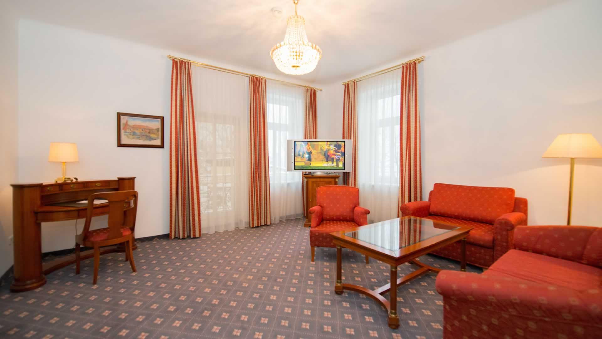 Suite im Parkhotel Styria in Steyr